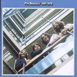 "Cover of ""1967-1970 (The Blue Album)"""