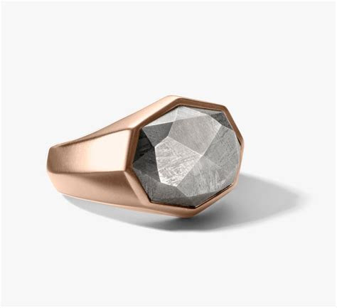 The new Meteorite collection for men by David Yurman is