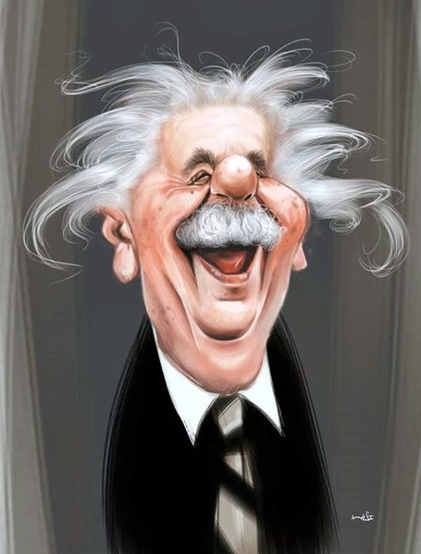 Portrait Caricatures Of Famous Peoples (7)