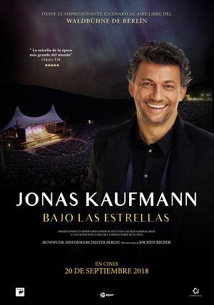 Resultado de imagen de Jonas Kaufmann, bajo las estrellas