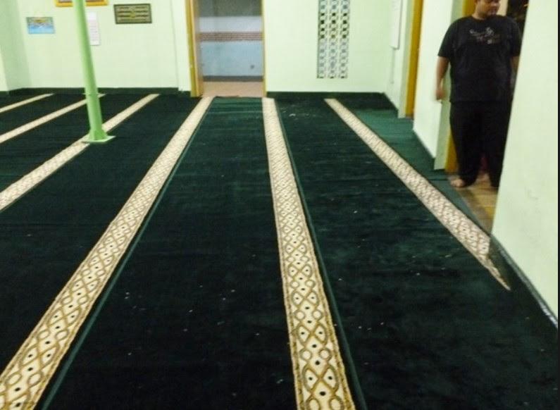 jual karpet masjid di bandung terbaik Al Husna Pusat