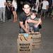 Paolo Paraiso with son