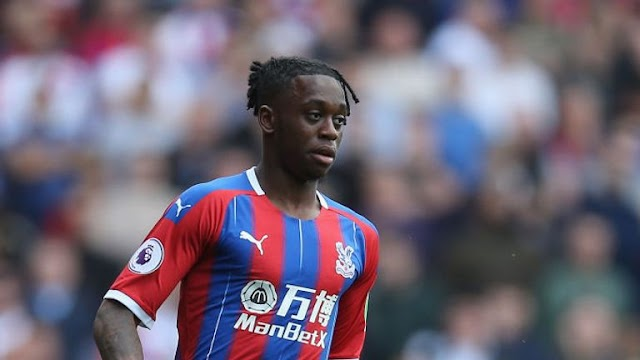 Manchester United's £50m bid for Aaron Wan-Bissaka rejected by Crystal Palace