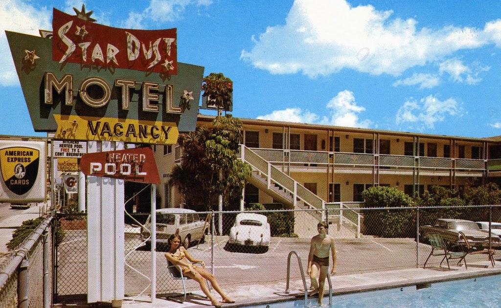 The Cardboard America Motel Archive Stardust Motor Hotel