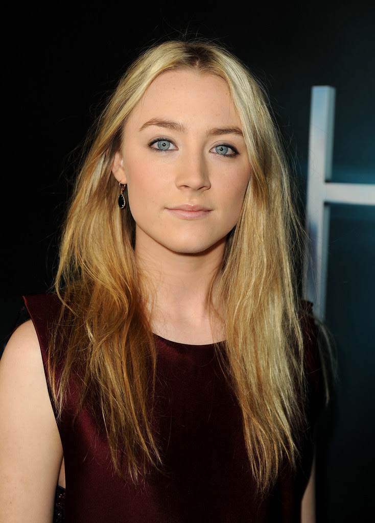 """Saoirse Ronan - Premiere Of Open Road Films """"The Host"""" - Red Carpet"""