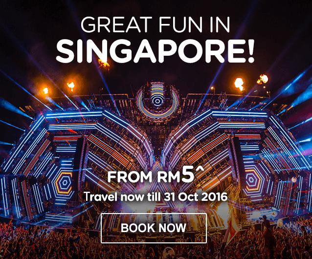 Great fun in SINGAPORE!