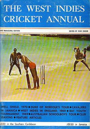 West Indies Cricket Annual 1970