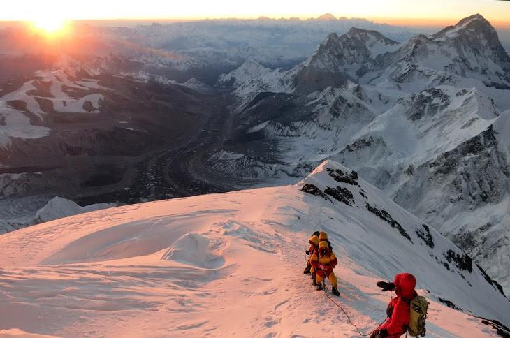 Топ-10 самых высоких гор мира