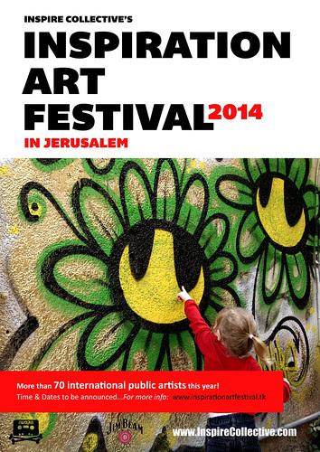 INSPIRATION ART FESTIVAL 2014 - In Jerusalem by www.InspirationArtFestival.tk