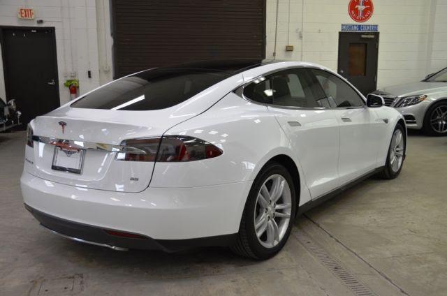 2013 Tesla Model S P85 Loaded Jump Seats Tech Pkg Air