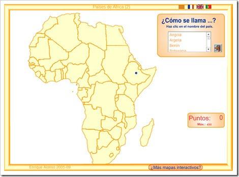 PAÍSES DE ÁFRICA 2