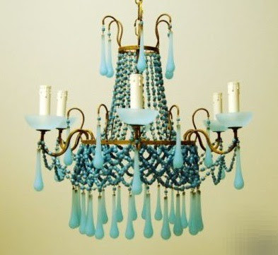 aquaopalinechandelier