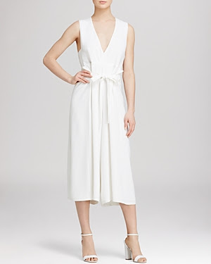 Whistles Honu Wrap Front Jumpsuit