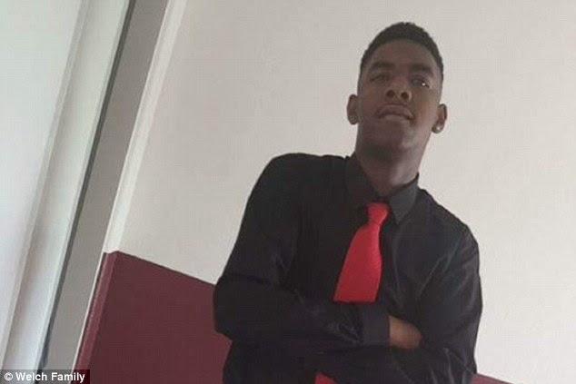 Image result for deaf teenager shot dead in california