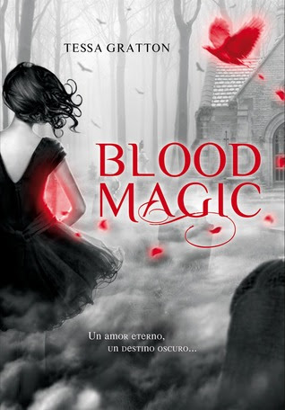 Blood Magic (Blood Journals, #1)