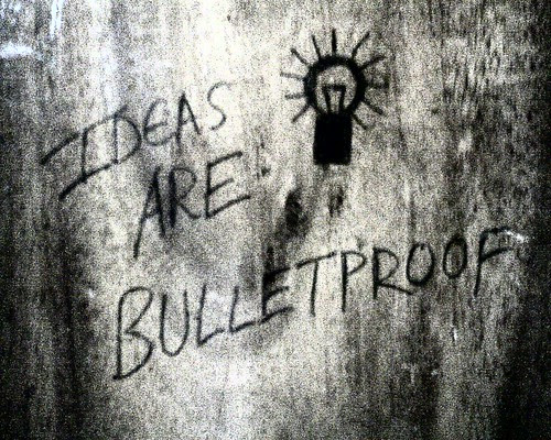 Ideas r Bulletproof