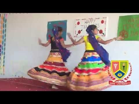 Rangilo Maro Dholna : Rajasthani Dance Performance