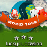 Lucky Club Casino Players Travel the World for Bonuses and Hundreds of Free Spins