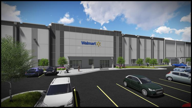 Walmart Distribution Center To Have 962m Capital Investment