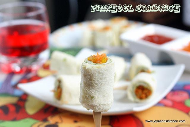 pinwheel sandwich 1