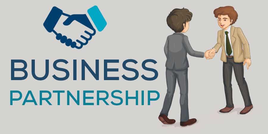 The eBusiness/Business Partnership