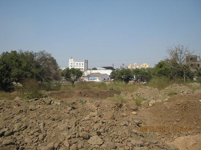 Visit to Pristine Pacific - 1 BHK & 2 BHK Flats in Datta-Nagar, Ambegaon Budruk - Katraj, Pune 411 046 - Site office & sample flat from Katraj Narhe Road!