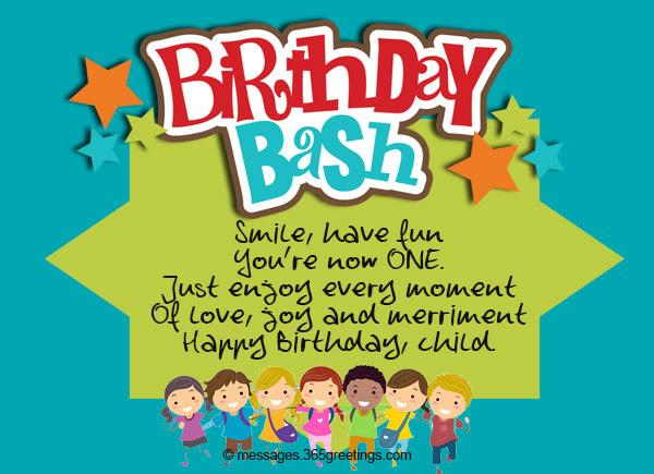 Birthday Wishes Birthday Wishes For Kid Boy
