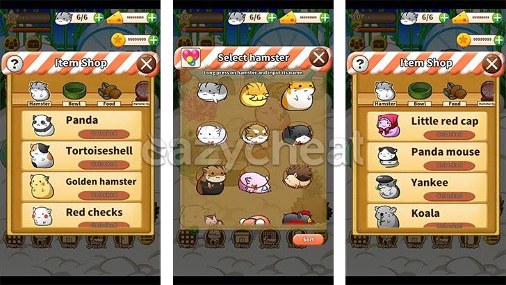 Hamster Life Cheats v4.2.3
