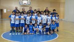 Foto baloncesto nenos