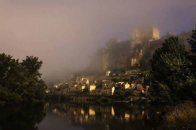 Dordogne region France
