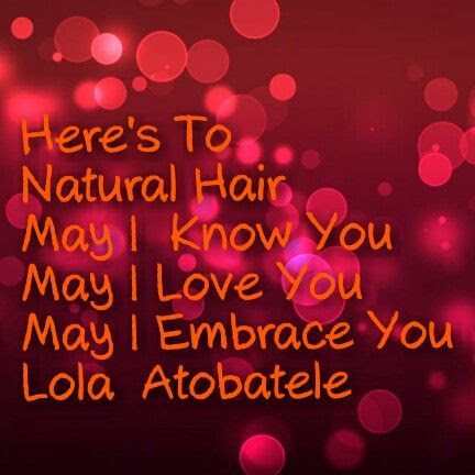 Pictures Of I Love My Natural Hair Quotes Kidskunstinfo