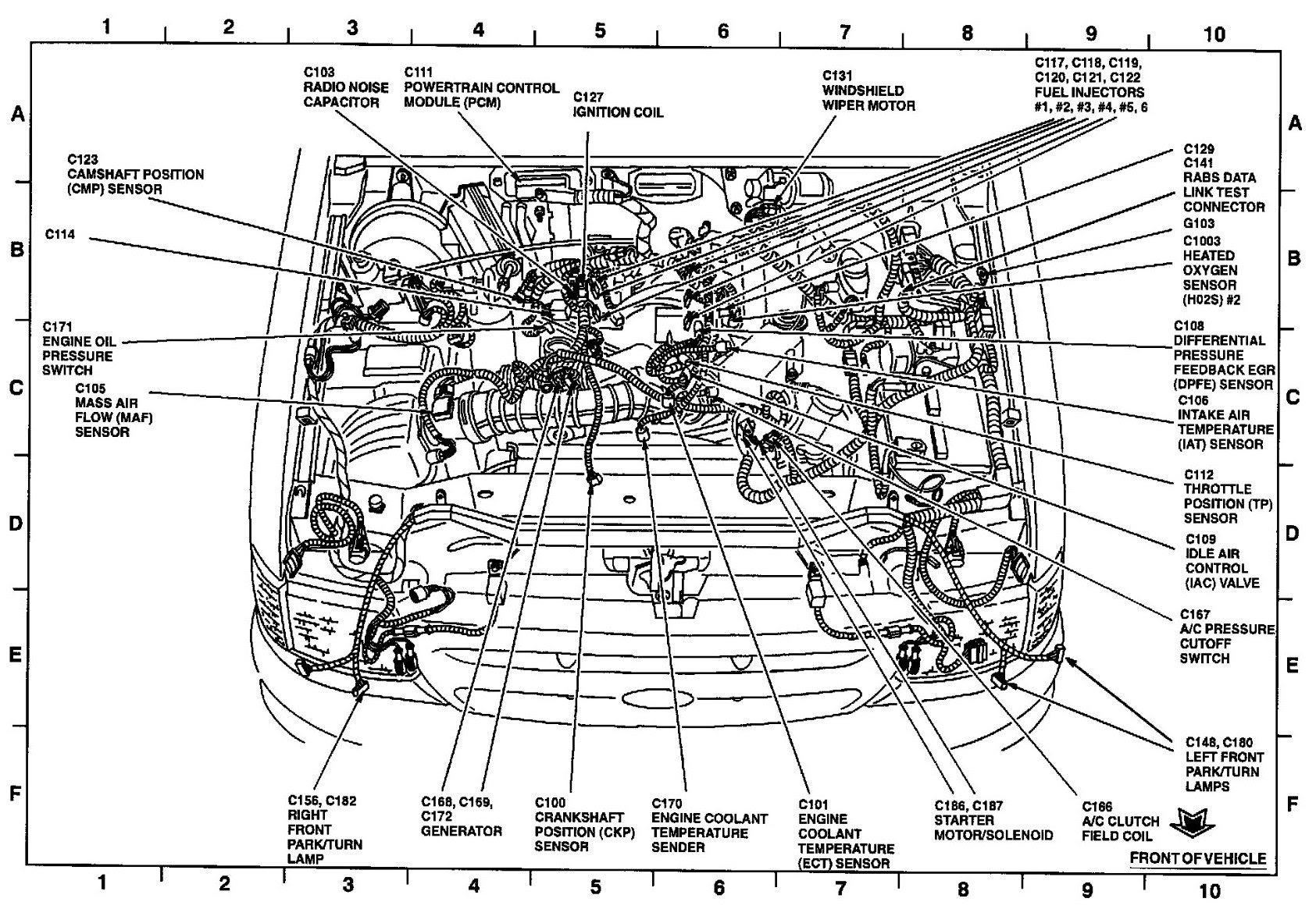 Xdomingues Blogspot Com Ford Ranger 30 V6 Wiring Diagram