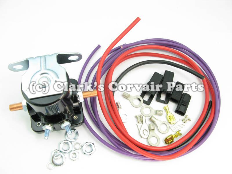 Corvair Alternator Wiring Diagram