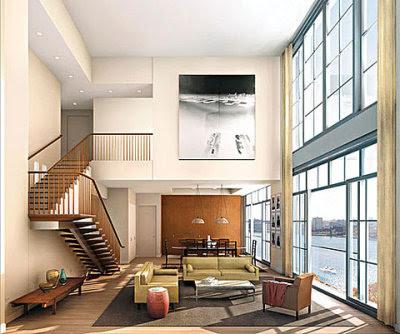 Living room design #1