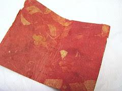 mango leaf paper liner