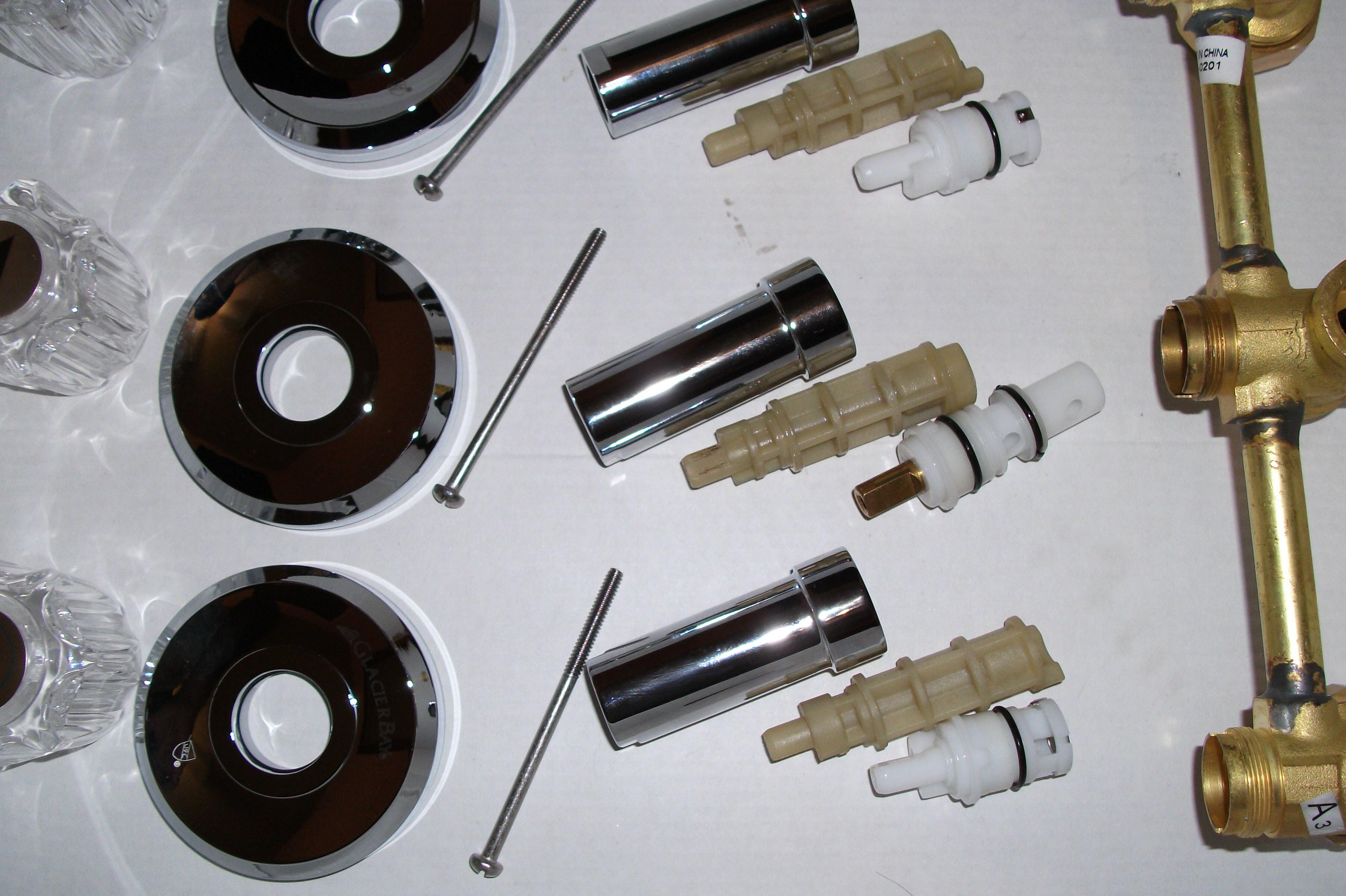 Faucet Instructions Faucet Instructions