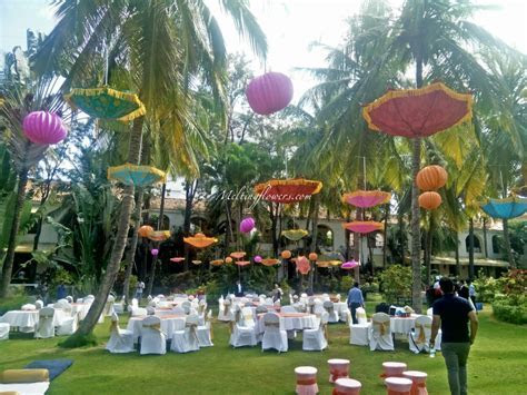 Golden Palms Resorts   Garden Wedding Venues In Bangalore