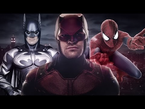 Daredevil, Vision and The Thing's New Looks? – Keepin' It Reel