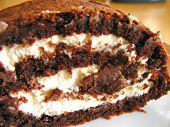 chocolate-roulade