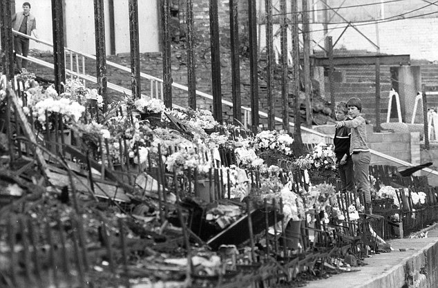 Bradford will pay tribute to 56 stadium fire victims with ...