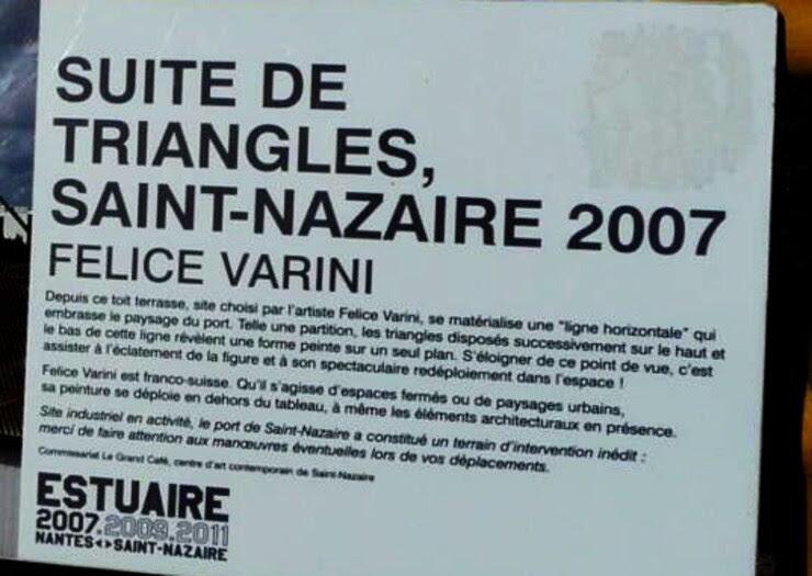 Triangles de VARINI - Saint Nazaire