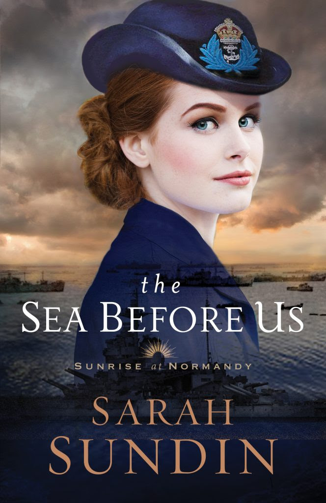 The Sea Before Us by Sarah Sundin, February 6, 2018 from Revell