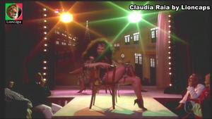 Claudia Raia sensual em vários trabalhos