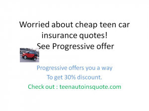Cheap Car Insurance For Teenage Drivers - 2017 - 2018 Best ...