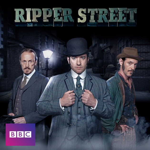 Image result for ripper street