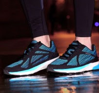 90 Minutes Ultra Smart Sportswear shoes: Blue Edition