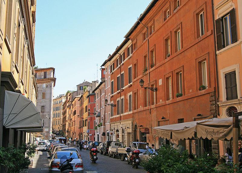 File:Via di Panico Rome.jpg