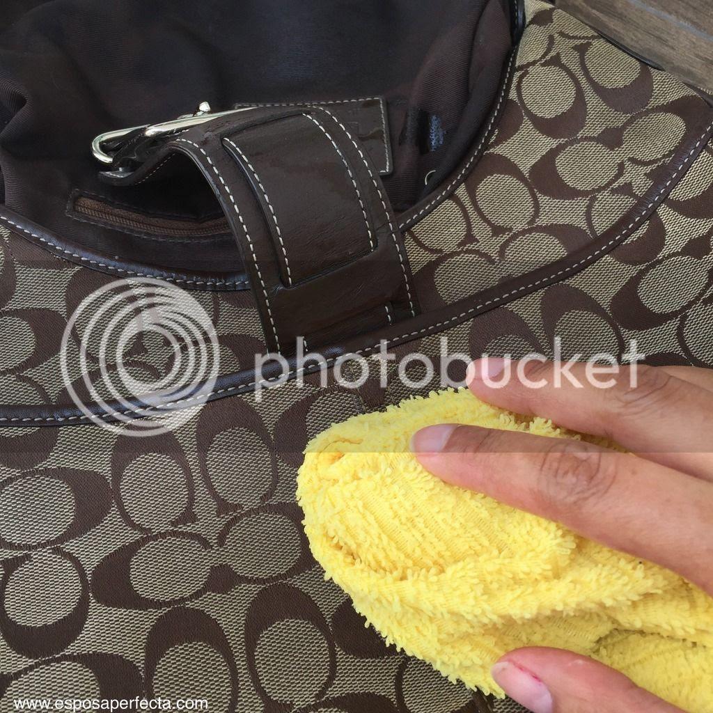 Cuidado de bolsas de piel