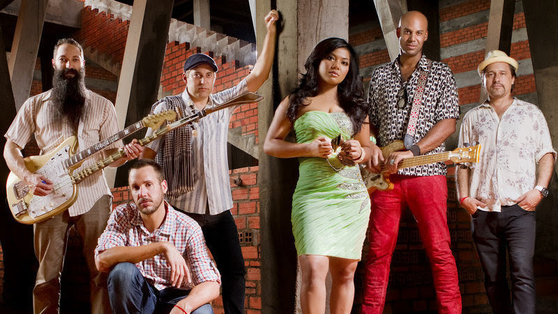 Dengue Fever's latest album is The Deepest Lake.