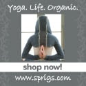Sprigs: Yoga Clothing